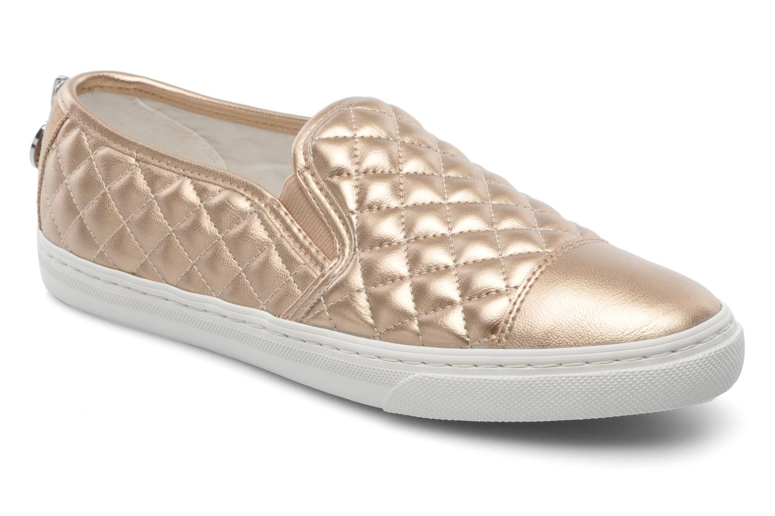 Sneakers Geox D NEW CLUB C D5258C Goud en brons detail