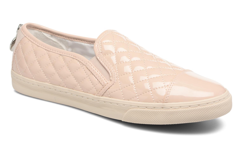 Sneakers Geox D NEW CLUB C D5258C Beige vedi dettaglio/paio