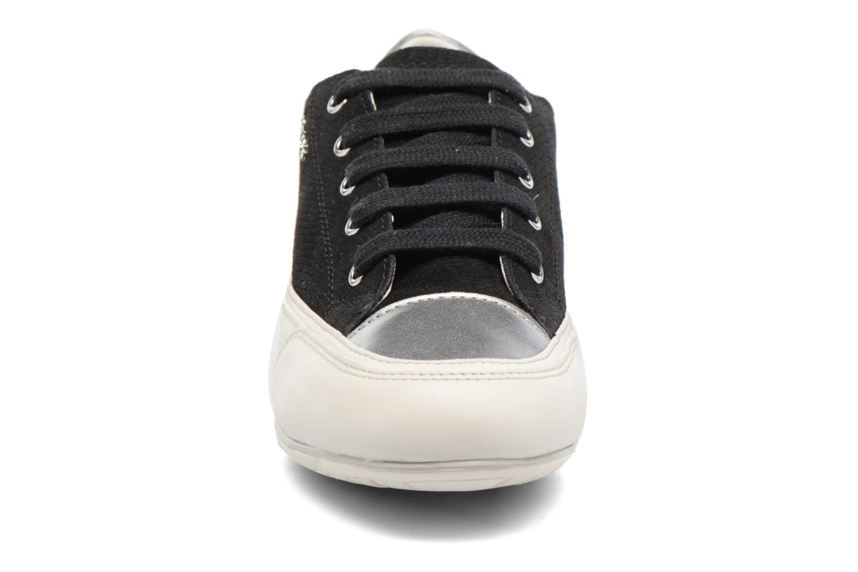 Baskets Geox D NEW MOENA D D5260D Noir vue portées chaussures