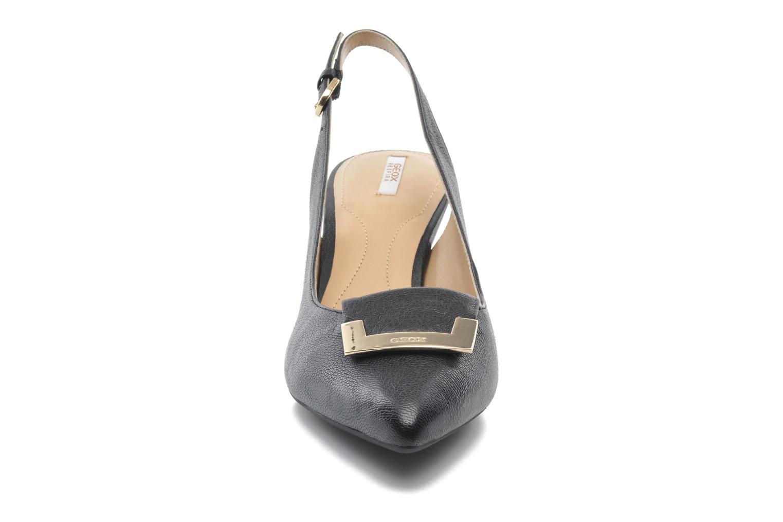 Escarpins Geox D ELINA D D52P8D Noir vue portées chaussures
