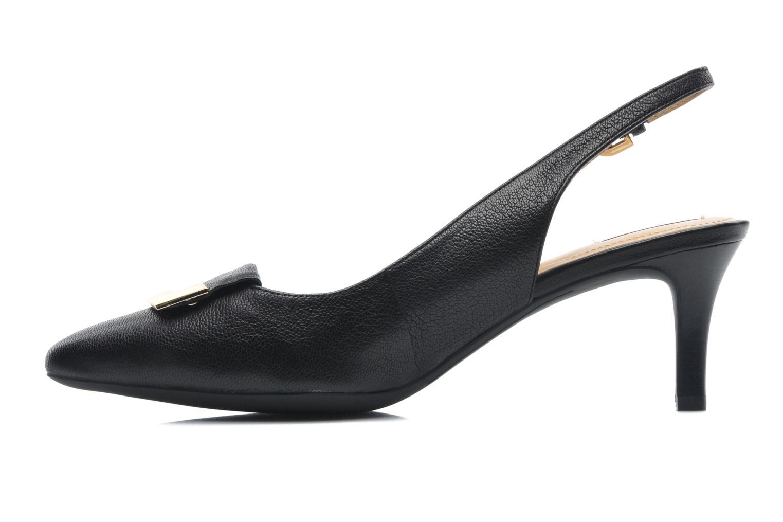 Zapatos de tacón Geox D ELINA D D52P8D Negro vista de frente