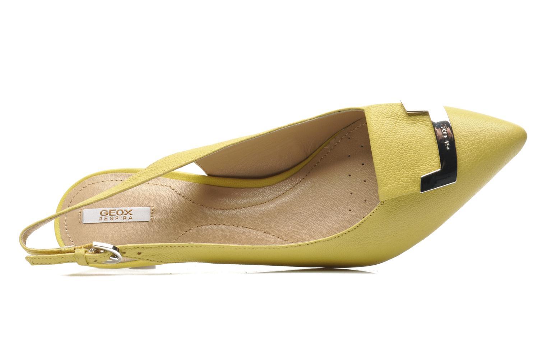 D ELINA D D52P8D Lt Yellow