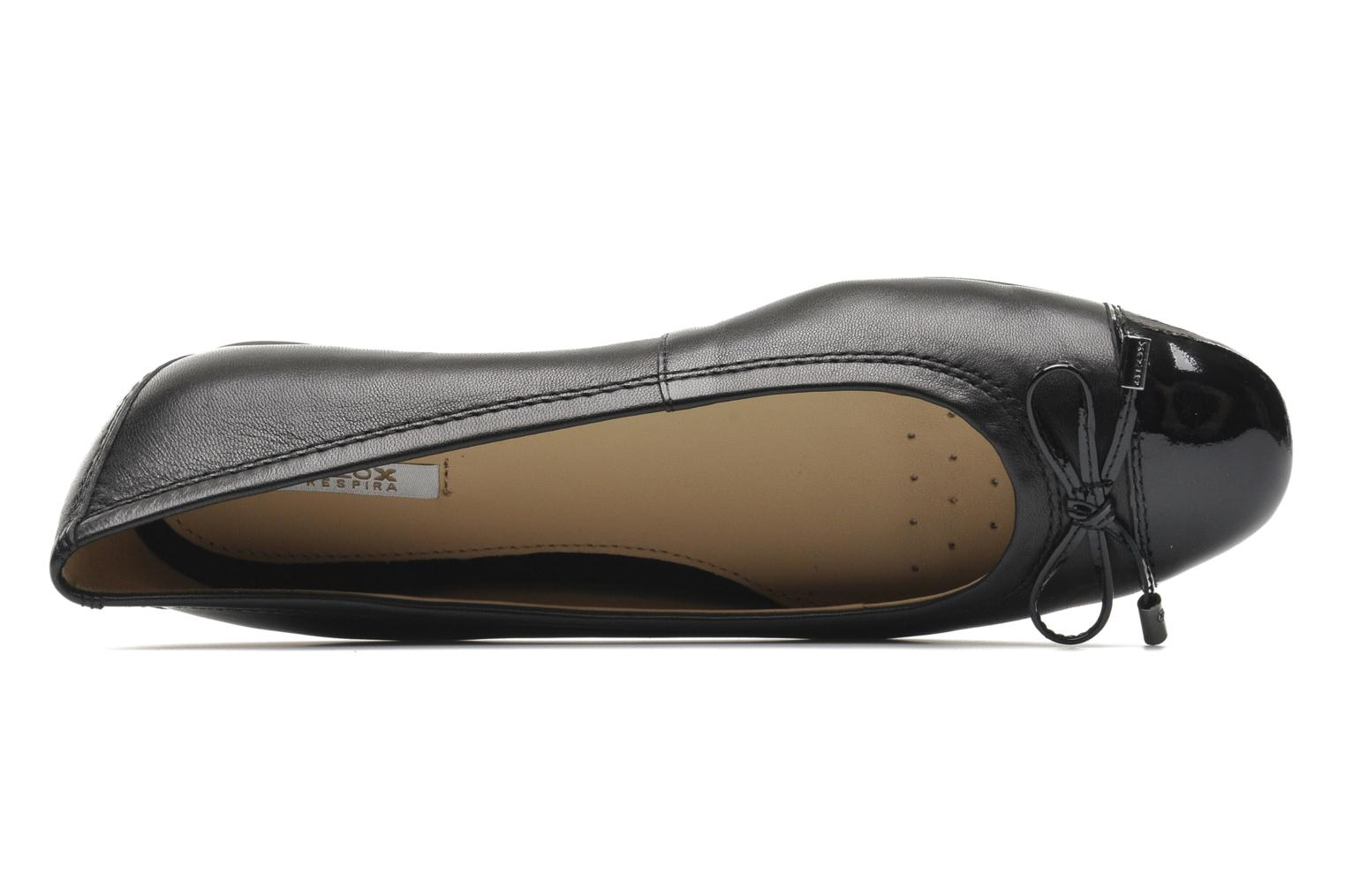 Ballet pumps Geox D LOLA A D93M4A Black view from the left