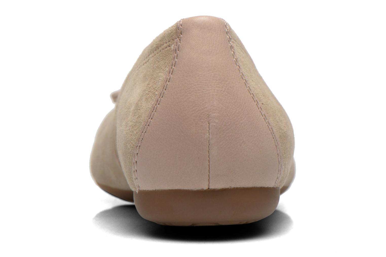 Ballerina's Geox D LOLA A D93M4A Beige rechts