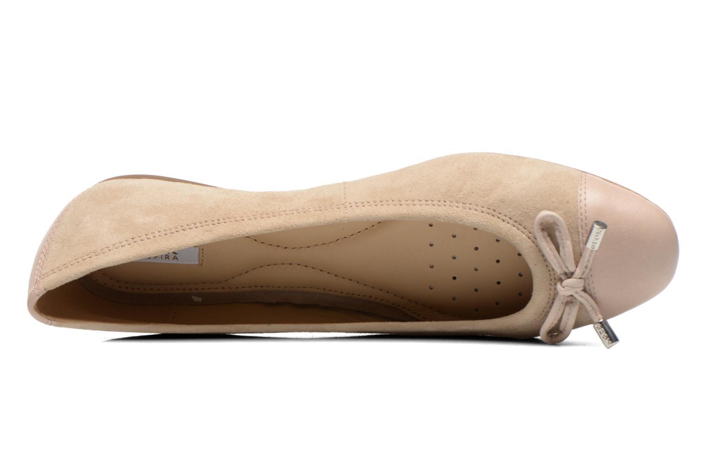 Ballerina's Geox D LOLA A D93M4A Beige links