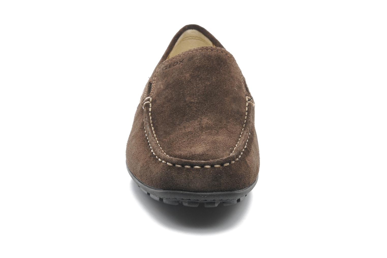 Los últimos zapatos de hombre y mujer Geox U MONET V U1144V (Marrón) - Mocasines en Más cómodo