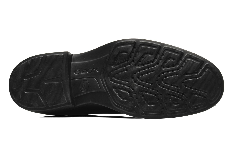 Chaussures à lacets Geox U DUBLIN A U34R2A Noir vue haut