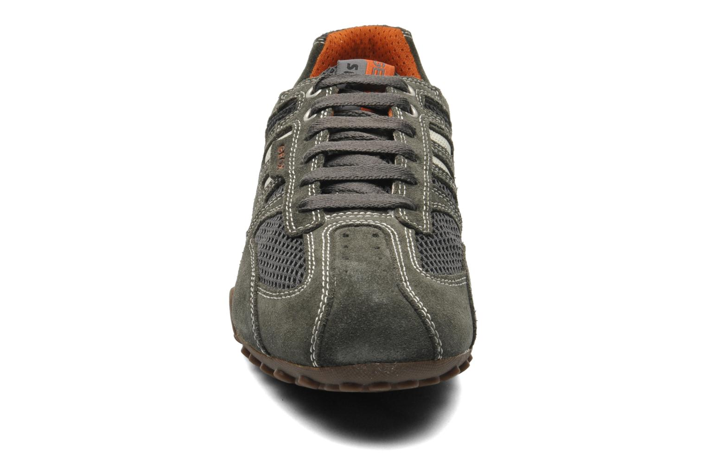 Sneakers Geox U SNAKE K U4207K Grijs model