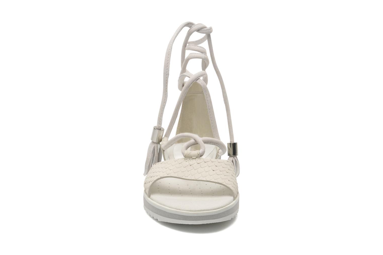 Sandales et nu-pieds Geox By Patrick Cox D DANDELION A D5291A Blanc vue portées chaussures
