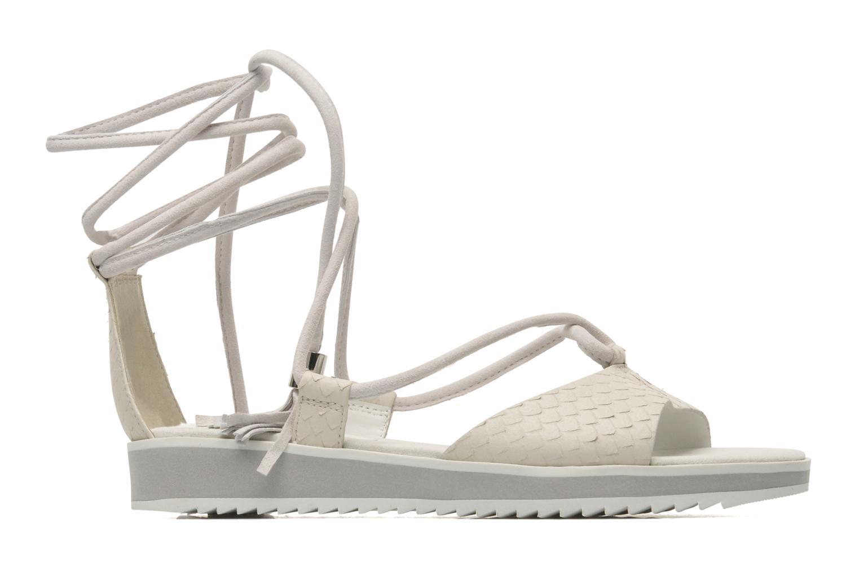 Sandales et nu-pieds Geox By Patrick Cox D DANDELION A D5291A Blanc vue derrière