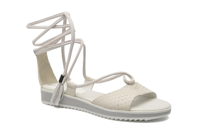 Sandales et nu-pieds Geox By Patrick Cox D DANDELION A D5291A Blanc vue détail/paire
