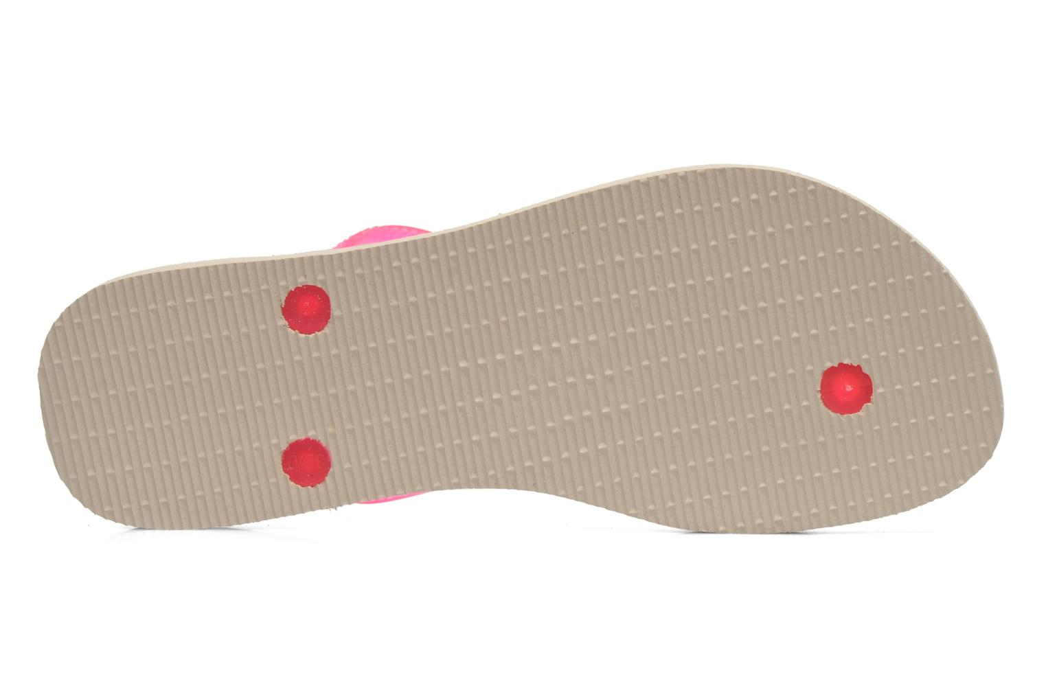 Slippers Havaianas Slim Paisage Roze boven