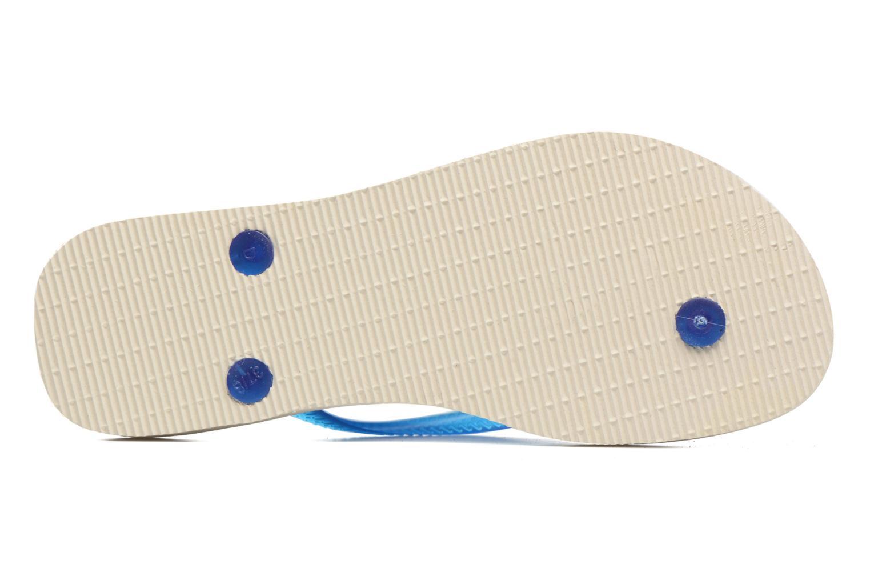 Slim Paisage Beige blue