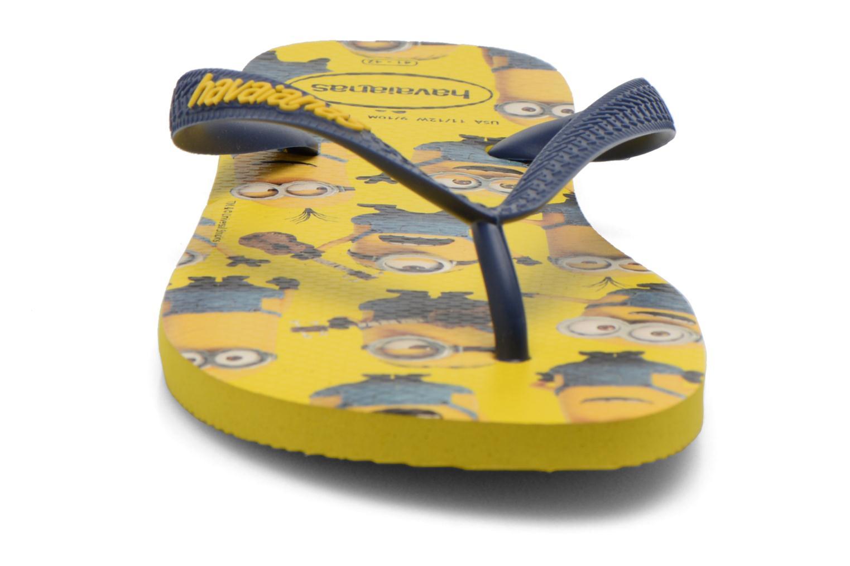 Tongs Havaianas Havaianas Minions H Multicolore vue portées chaussures
