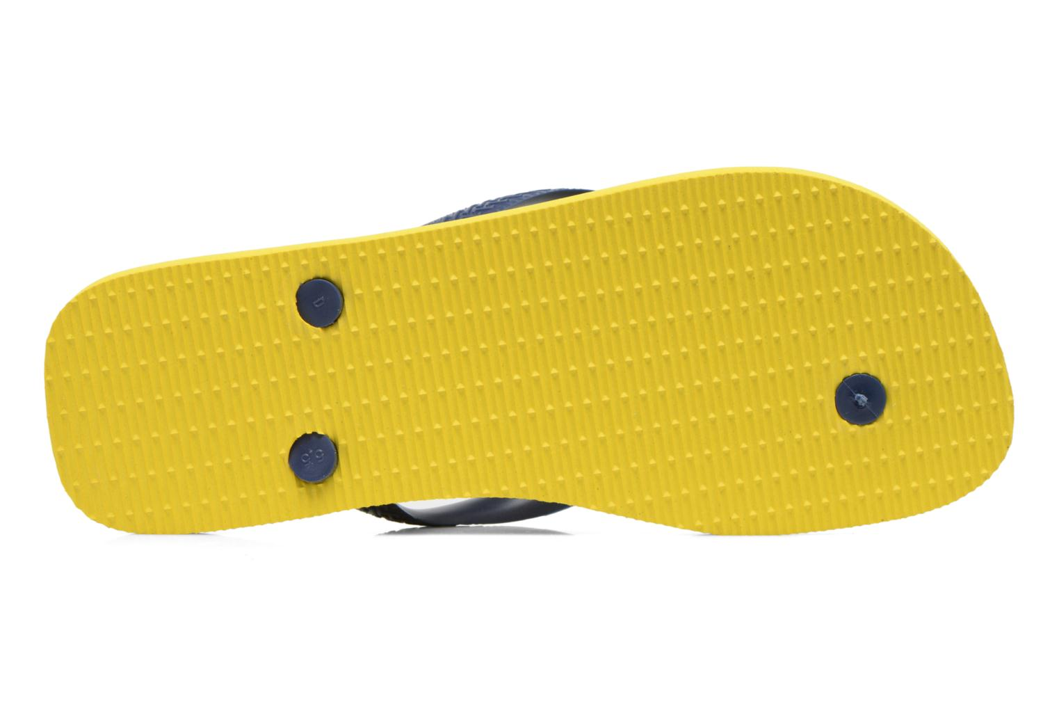 Flip flops Havaianas Havaianas Minions H Multicolor view from above