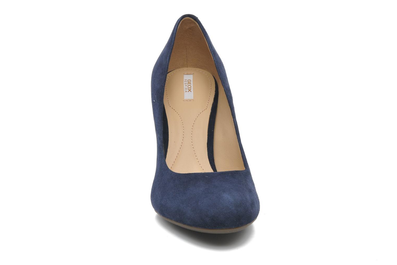 Escarpins Geox D NEW MARIELE H. A D5298A Bleu vue portées chaussures