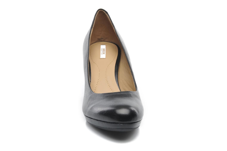 Escarpins Geox D LANA C D52Q6C Noir vue portées chaussures