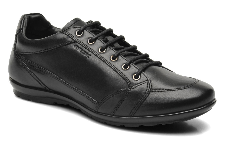 Uomo Geox U Symbol D U34a5d Sneakers Nero