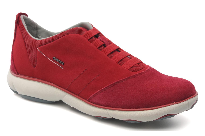Marques Chaussure homme Geox homme U NEBULA B U52D7B Blue/red