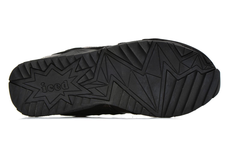 ICED Big Bolt PE15 Black Fabric/PU