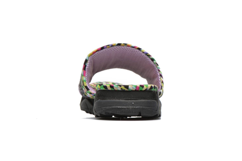 Clogs & Pantoletten Irregular Choice ICED Slide Away PE15 mehrfarbig ansicht von rechts
