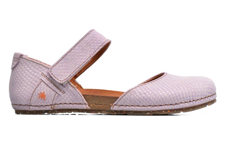 Sandales et nu-pieds Art Creta 448 Violet vue derrière