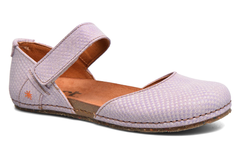 Sandales et nu-pieds Art Creta 448 Violet vue détail/paire
