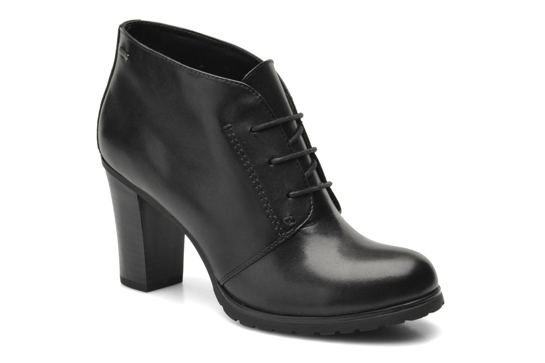 ABX Trish Donna Geox D44Y1A Black A HfEcwx8q