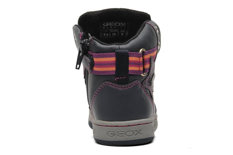 Sneaker Geox J Maltin B Girl ABX J44A3A mehrfarbig ansicht von rechts
