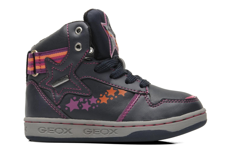 Sneaker Geox J Maltin B Girl ABX J44A3A mehrfarbig ansicht von hinten