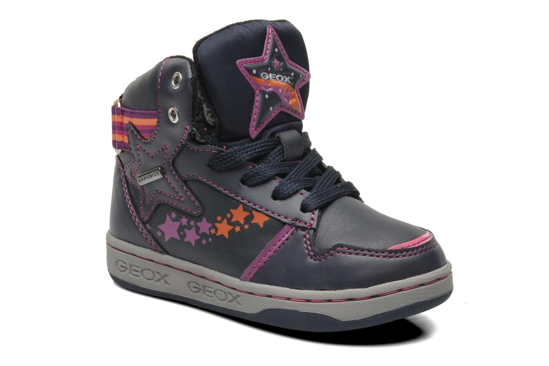 Sneaker Geox J Maltin B Girl ABX J44A3A mehrfarbig detaillierte ansicht/modell