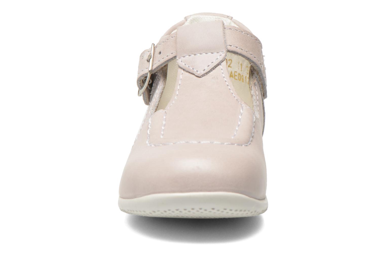 Bottines et boots Kickers BONISTA Gris vue portées chaussures