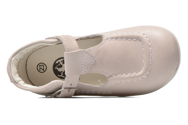 Bottines et boots Kickers BONISTA Gris vue gauche