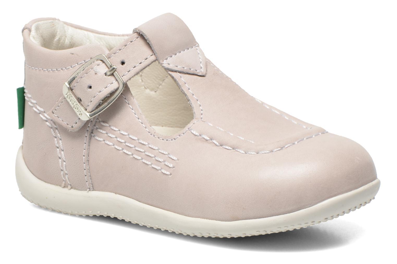 Bottines et boots Kickers BONISTA Gris vue détail/paire