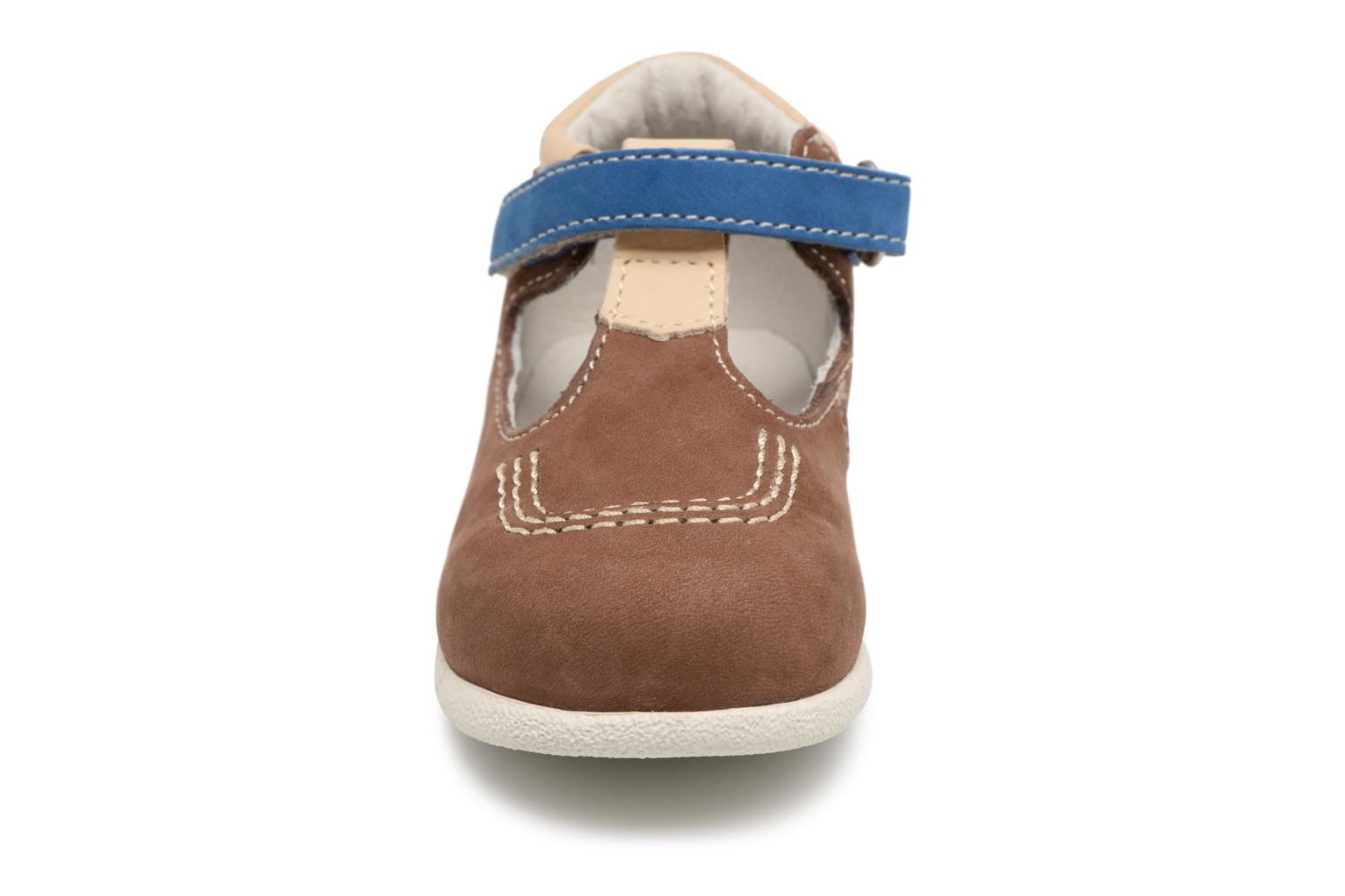 Zomerlaarsjes Kickers BABYFRESH Beige model