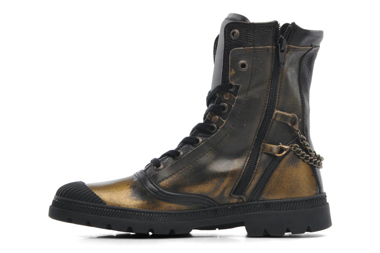 Stiefeletten & Boots Pataugas Angel gold/bronze ansicht von vorne