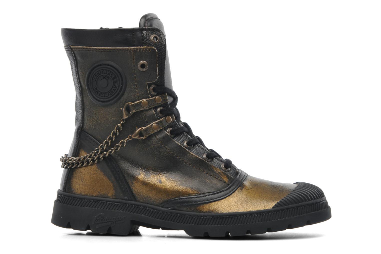Stiefeletten & Boots Pataugas Angel gold/bronze ansicht von hinten