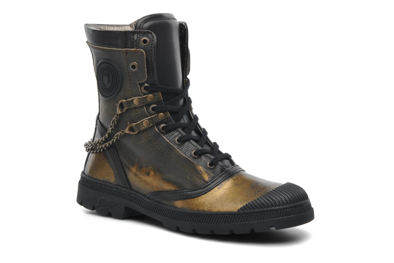 Stiefeletten & Boots Pataugas Angel gold/bronze detaillierte ansicht/modell
