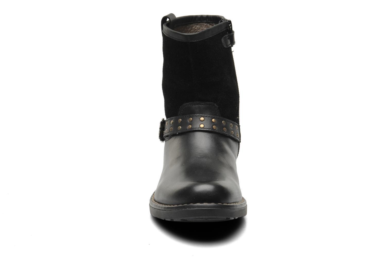 Bottines et boots Mod8 Ticlou Noir vue portées chaussures