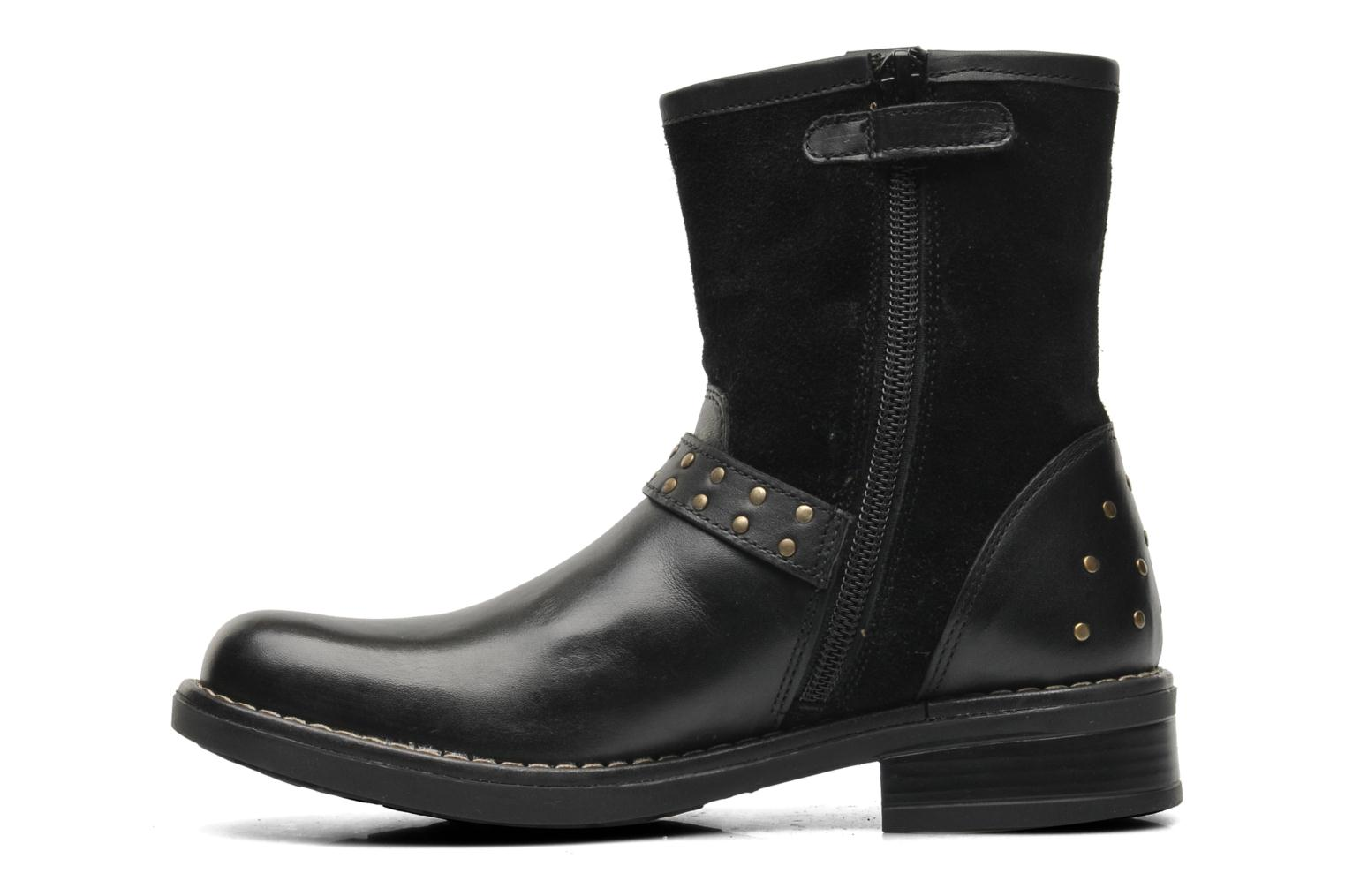 Ankle boots Mod8 Ticlou Black front view