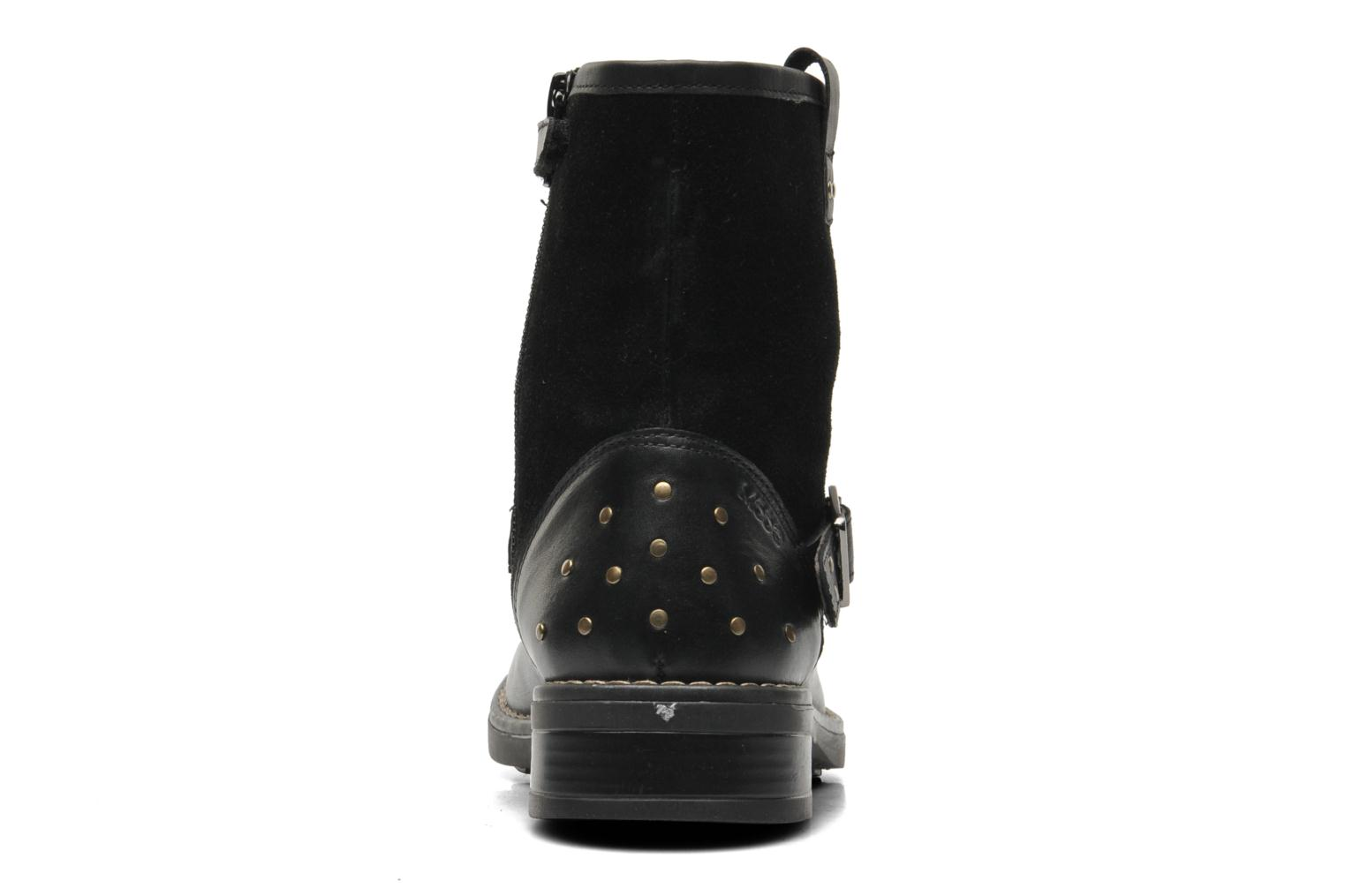 Ankle boots Mod8 Ticlou Black view from the right