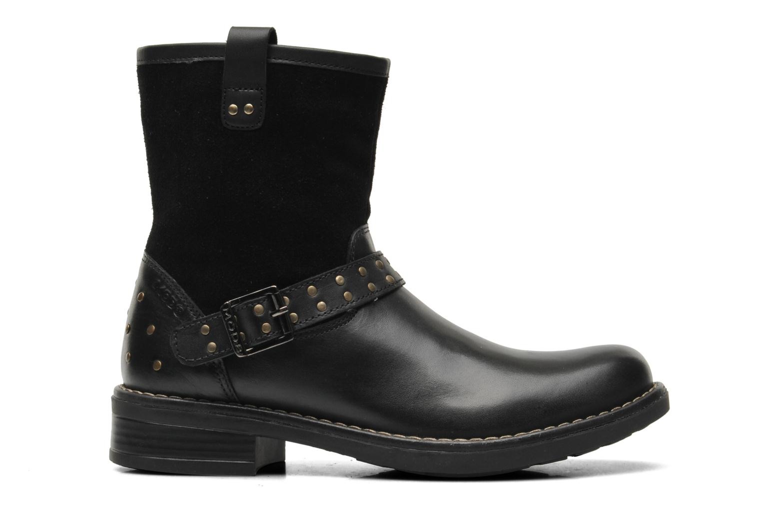 Ankle boots Mod8 Ticlou Black back view