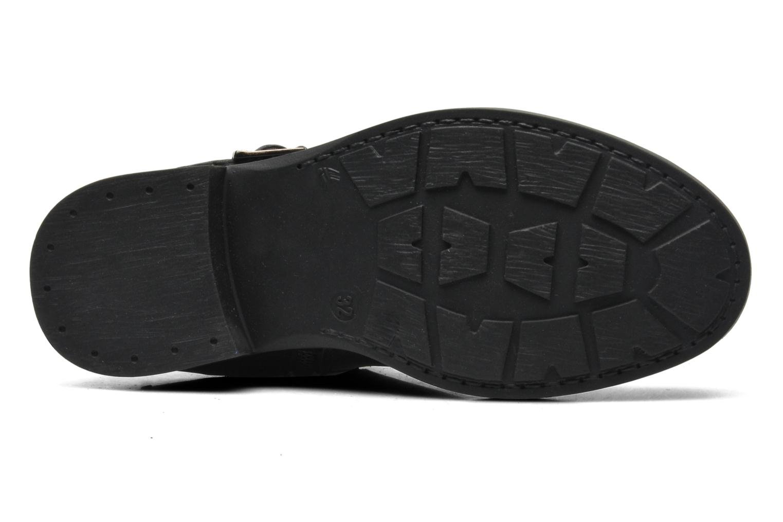 Bottines et boots Mod8 Ticlou Noir vue haut