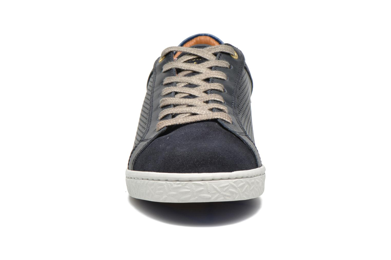 Sneaker Pantofola d'Oro Caltaro Low Men blau schuhe getragen