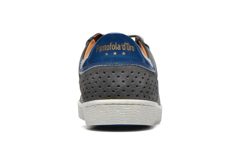 Sneaker Pantofola d'Oro Caltaro Low Men blau ansicht von rechts