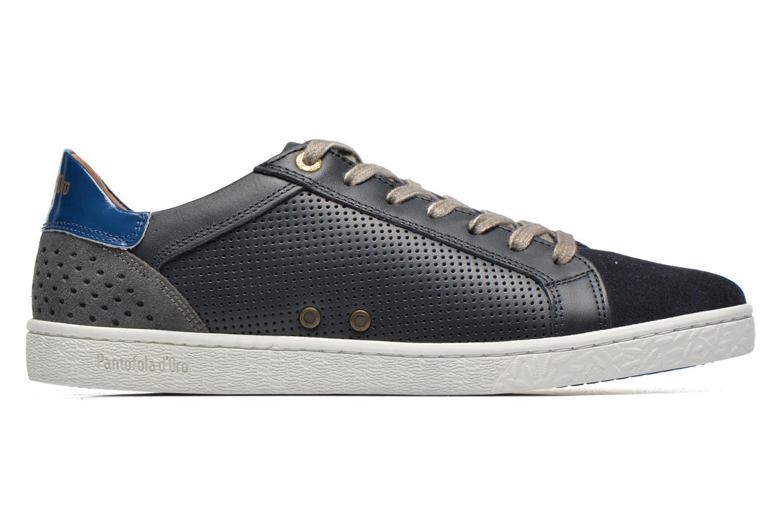 Sneaker Pantofola d'Oro Caltaro Low Men blau ansicht von hinten
