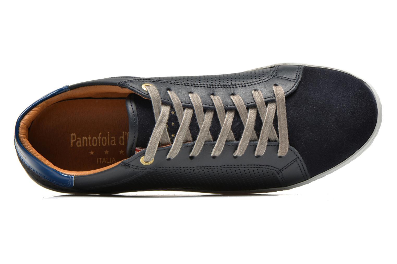 Sneaker Pantofola d'Oro Caltaro Low Men blau ansicht von links