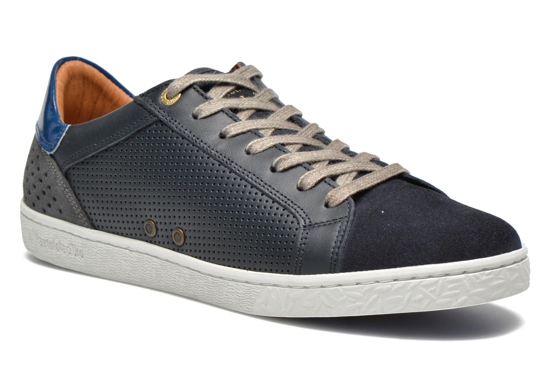 Sneaker Pantofola d'Oro Caltaro Low Men blau detaillierte ansicht/modell