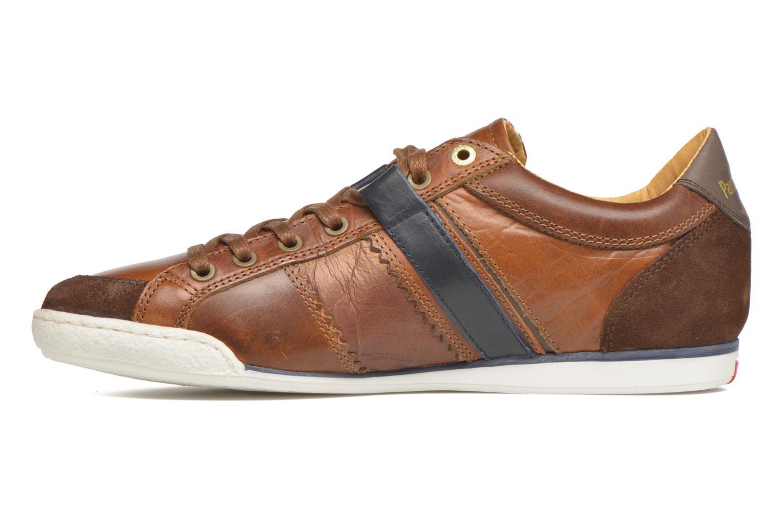 Sneaker Pantofola d'Oro Pesaro Piceno Low Men braun ansicht von vorne