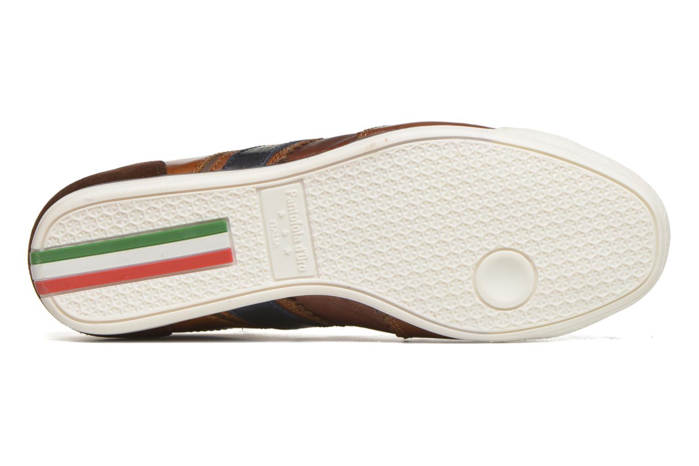 Sneaker Pantofola d'Oro Pesaro Piceno Low Men braun ansicht von oben